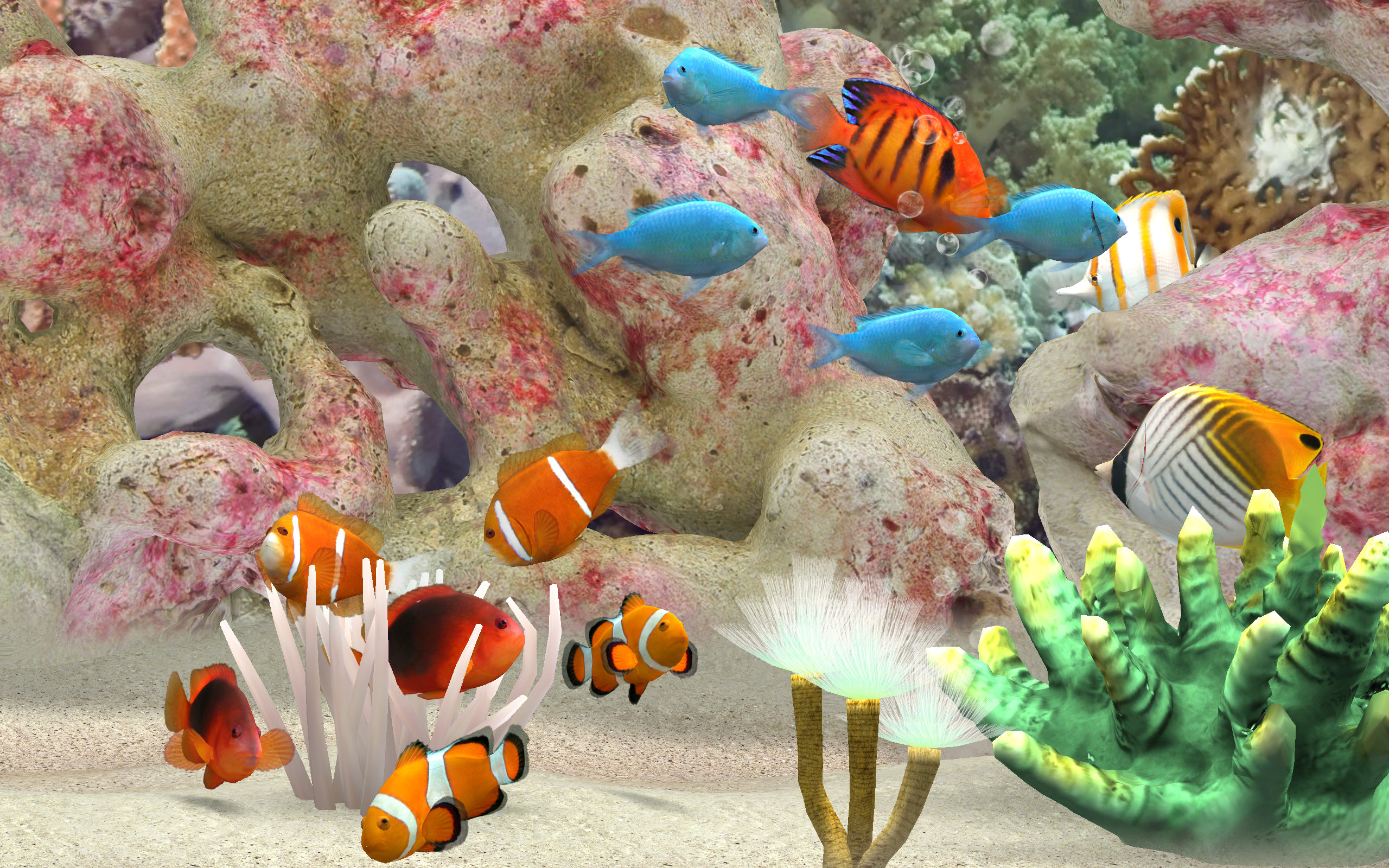 Screenshot MyReef 3D